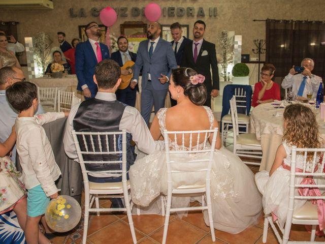La boda de Ángel y Rocío en Coin, Málaga 76