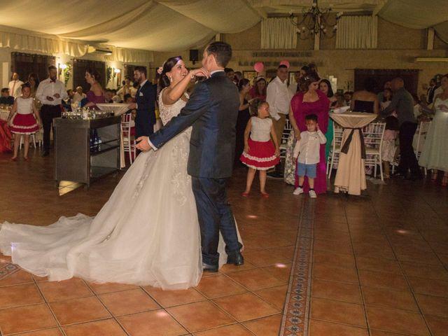 La boda de Ángel y Rocío en Coin, Málaga 79