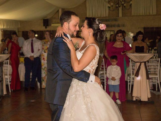 La boda de Ángel y Rocío en Coin, Málaga 80