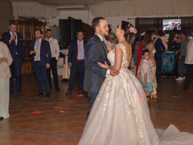 La boda de Ángel y Rocío en Coin, Málaga 83