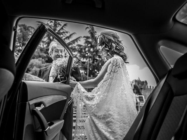 La boda de Jesus y Almudena en Ávila, Ávila 7