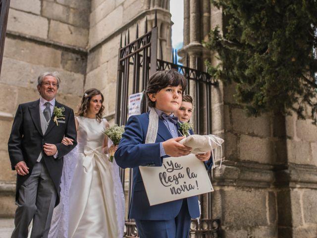 La boda de Jesus y Almudena en Ávila, Ávila 8