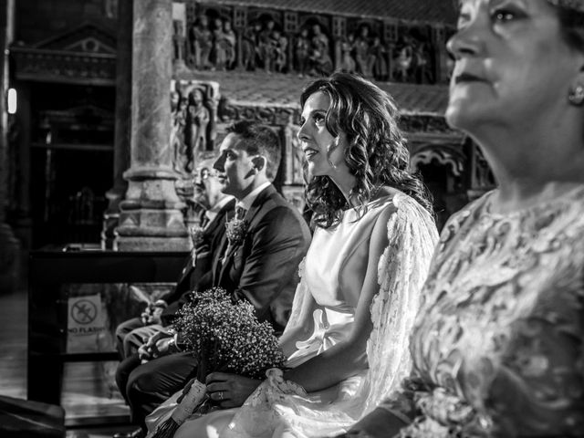 La boda de Jesus y Almudena en Ávila, Ávila 10
