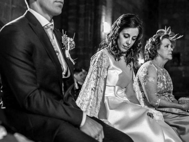 La boda de Jesus y Almudena en Ávila, Ávila 14