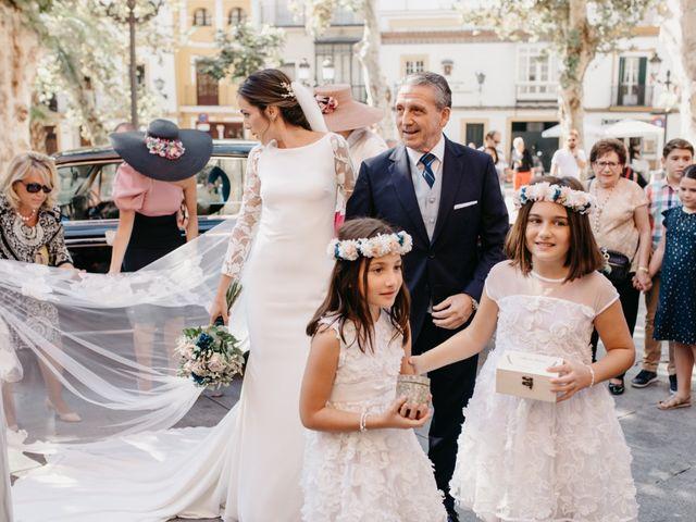 La boda de Marcos y Alba en Sevilla, Sevilla 49