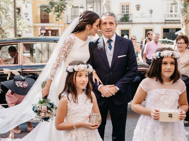 La boda de Marcos y Alba en Sevilla, Sevilla 50