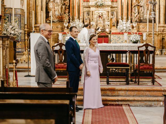 La boda de Marcos y Alba en Sevilla, Sevilla 52