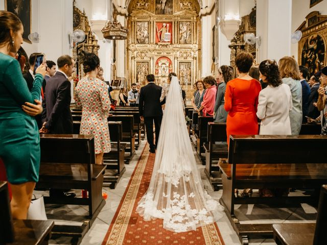 La boda de Marcos y Alba en Sevilla, Sevilla 54