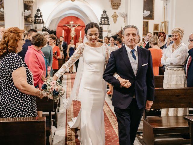 La boda de Marcos y Alba en Sevilla, Sevilla 55