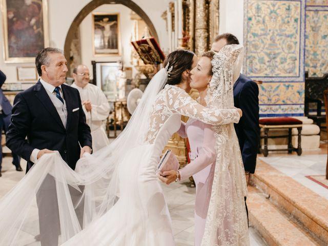 La boda de Marcos y Alba en Sevilla, Sevilla 58