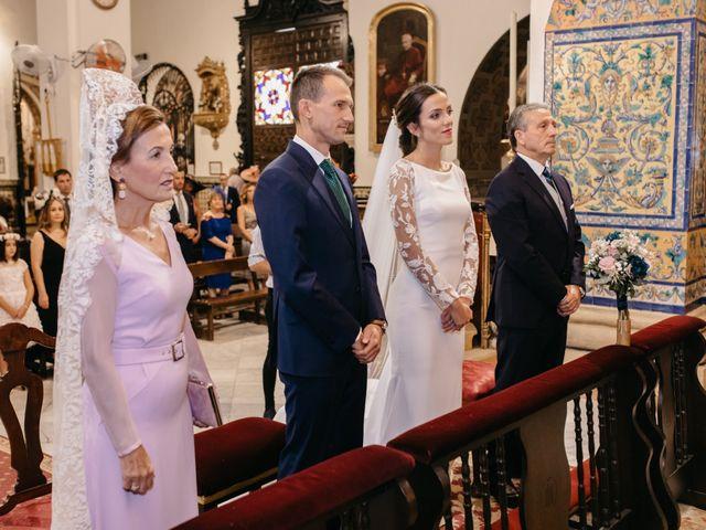 La boda de Marcos y Alba en Sevilla, Sevilla 59