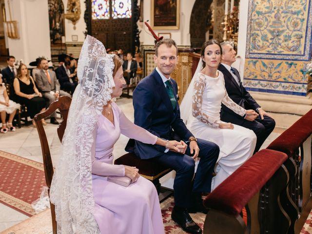 La boda de Marcos y Alba en Sevilla, Sevilla 61