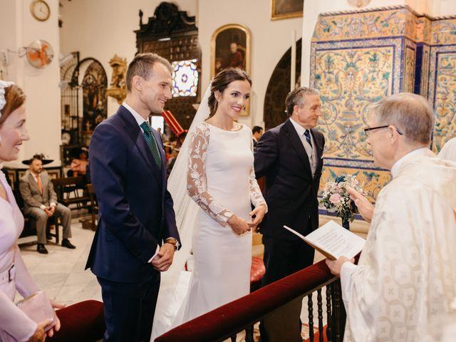 La boda de Marcos y Alba en Sevilla, Sevilla 65