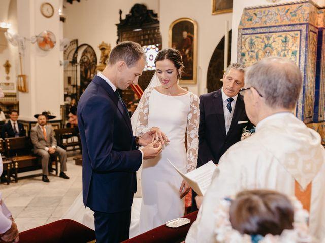 La boda de Marcos y Alba en Sevilla, Sevilla 69