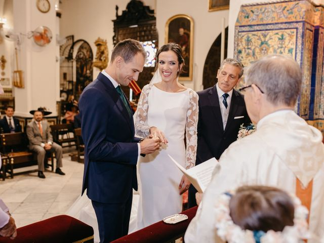 La boda de Marcos y Alba en Sevilla, Sevilla 70