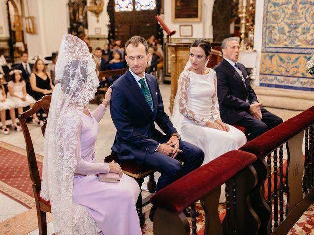 La boda de Marcos y Alba en Sevilla, Sevilla 73