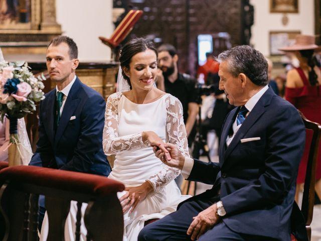 La boda de Marcos y Alba en Sevilla, Sevilla 76