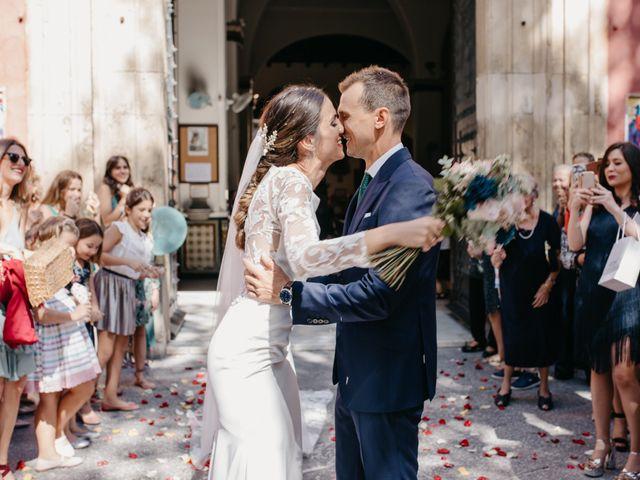 La boda de Marcos y Alba en Sevilla, Sevilla 82