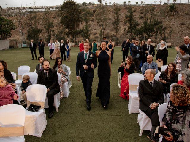 La boda de Eduardo y Tania en Las Palmas De Gran Canaria, Las Palmas 26