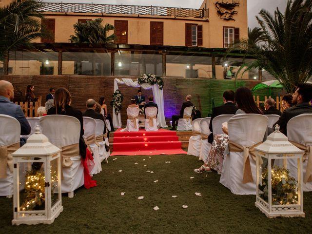 La boda de Eduardo y Tania en Las Palmas De Gran Canaria, Las Palmas 27