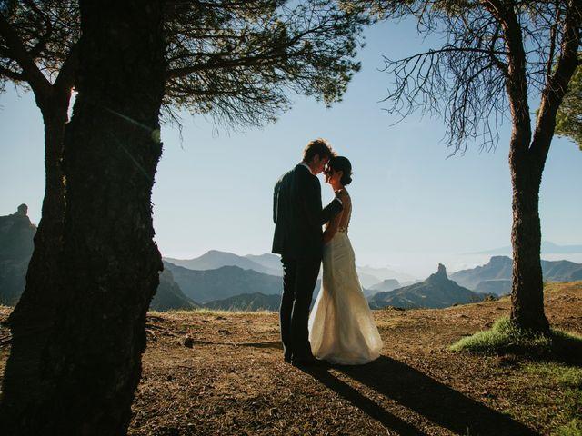 La boda de Eduardo y Tania en Las Palmas De Gran Canaria, Las Palmas 42