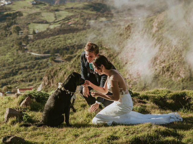 La boda de Eduardo y Tania en Las Palmas De Gran Canaria, Las Palmas 43
