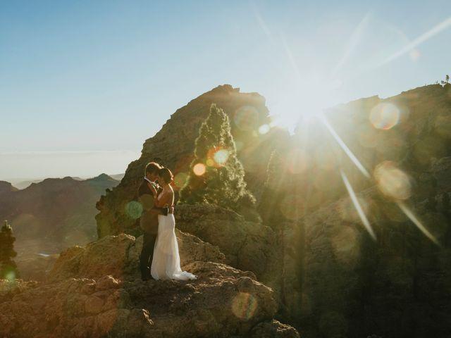 La boda de Eduardo y Tania en Las Palmas De Gran Canaria, Las Palmas 44