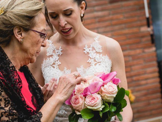 La boda de Pau y Nuria en Igualada, Barcelona 6