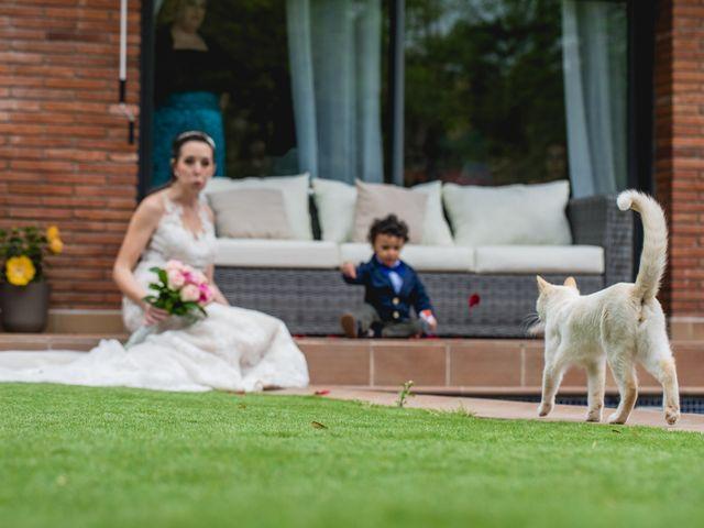 La boda de Pau y Nuria en Igualada, Barcelona 8
