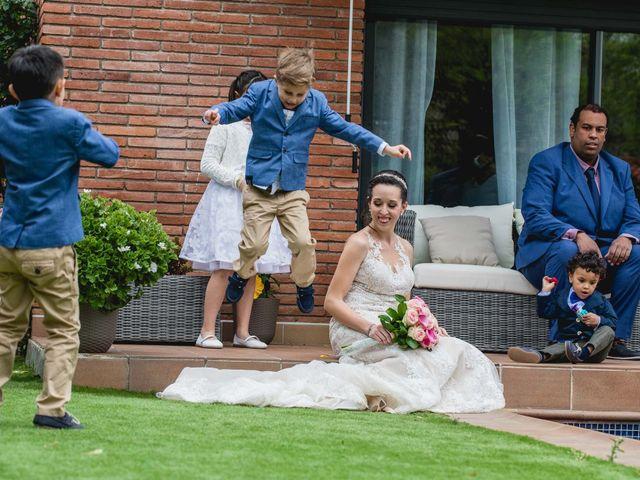 La boda de Pau y Nuria en Igualada, Barcelona 9