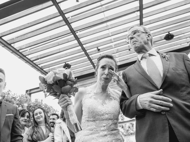 La boda de Pau y Nuria en Igualada, Barcelona 17