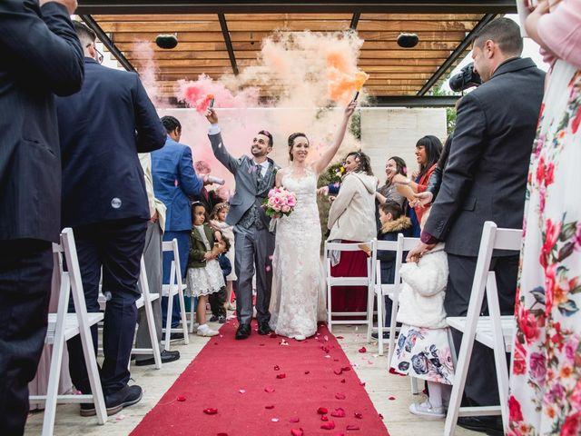 La boda de Pau y Nuria en Igualada, Barcelona 18
