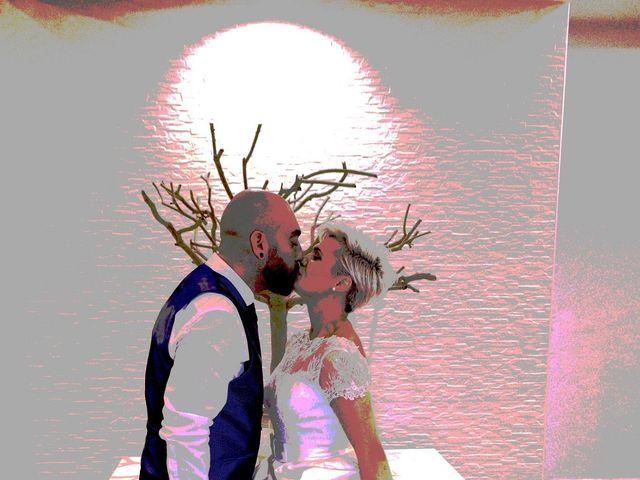 La boda de Marian y David en Cartagena, Murcia 1