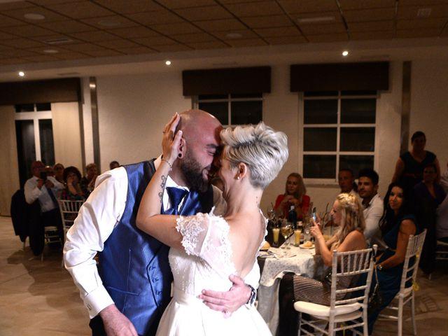 La boda de Marian y David en Cartagena, Murcia 5