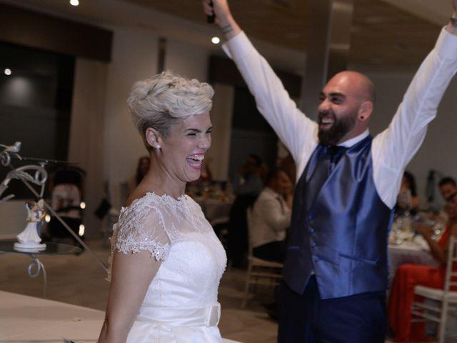 La boda de Marian y David en Cartagena, Murcia 8