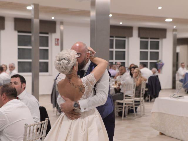 La boda de Marian y David en Cartagena, Murcia 9