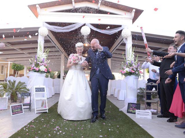 La boda de Marian y David en Cartagena, Murcia 13