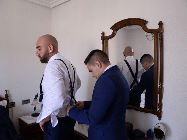La boda de Marian y David en Cartagena, Murcia 19