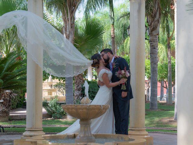 La boda de Raúl y Rocío