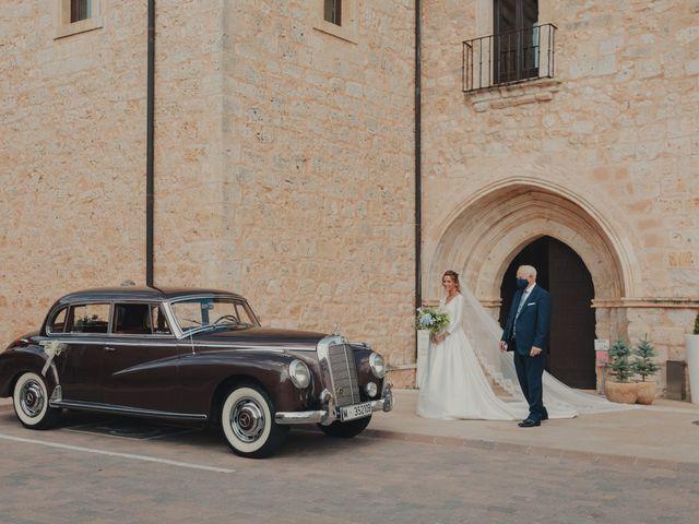 La boda de Juan y Raquel en Castrillo De Duero, Valladolid 70
