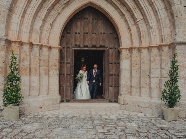 La boda de Juan y Raquel en Castrillo De Duero, Valladolid 109