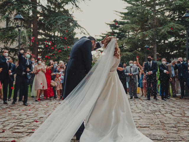 La boda de Juan y Raquel en Castrillo De Duero, Valladolid 110