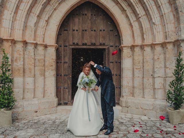 La boda de Juan y Raquel en Castrillo De Duero, Valladolid 111