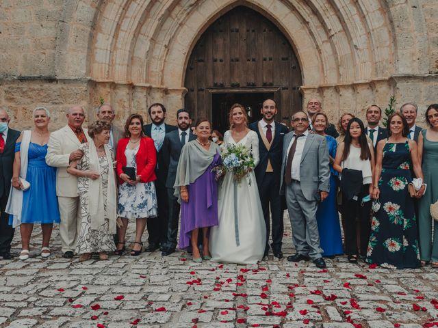 La boda de Juan y Raquel en Castrillo De Duero, Valladolid 118