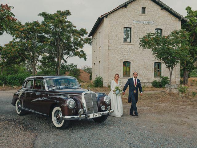 La boda de Juan y Raquel en Castrillo De Duero, Valladolid 128