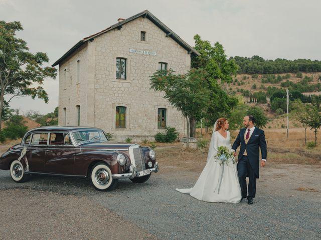 La boda de Juan y Raquel en Castrillo De Duero, Valladolid 129