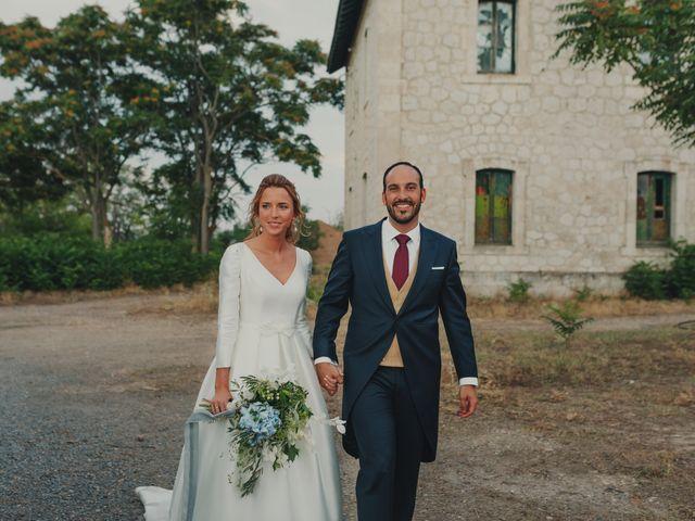 La boda de Juan y Raquel en Castrillo De Duero, Valladolid 130