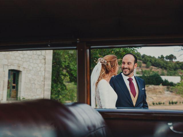 La boda de Juan y Raquel en Castrillo De Duero, Valladolid 137