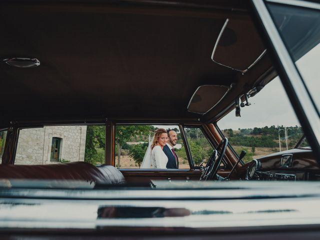 La boda de Juan y Raquel en Castrillo De Duero, Valladolid 1