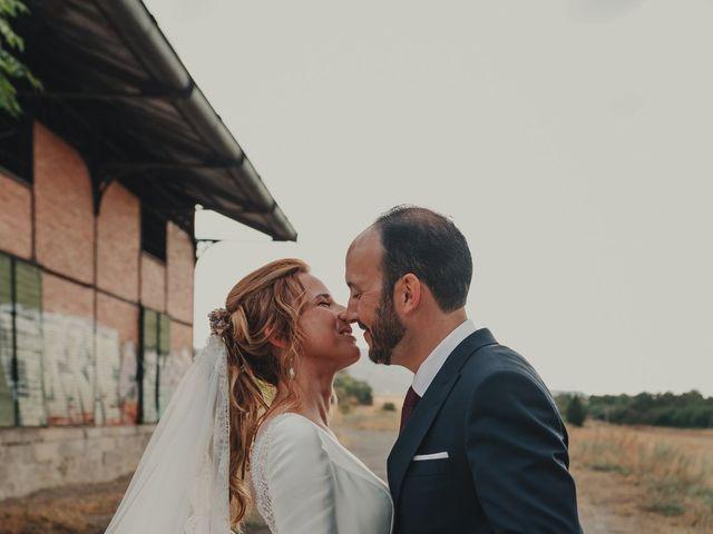 La boda de Juan y Raquel en Castrillo De Duero, Valladolid 141